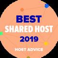 Dianugerahkan kepada perusahaan yang berada dalam daftar top 10 hosting berbagi pakai terbaik