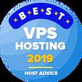 Dianugerahkan kepada perusahaan yang termasuk top 10 untuk kategori hosting vps terbaik.